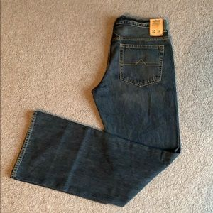 Urban Pipeline Relaxed Bootcut Jeans
